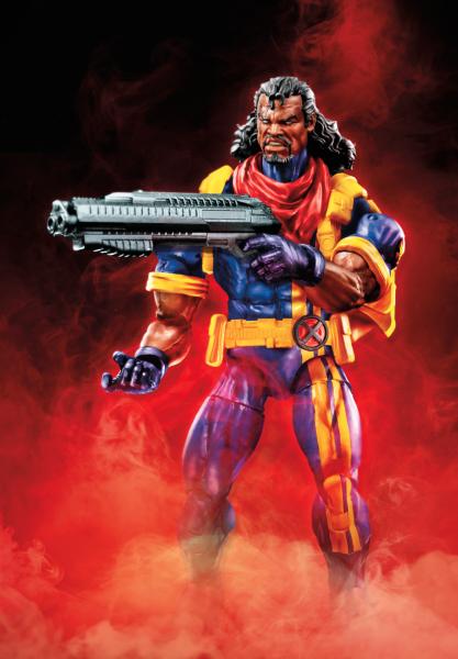 Deadpool 6 Inch Legends W2 - Bishop