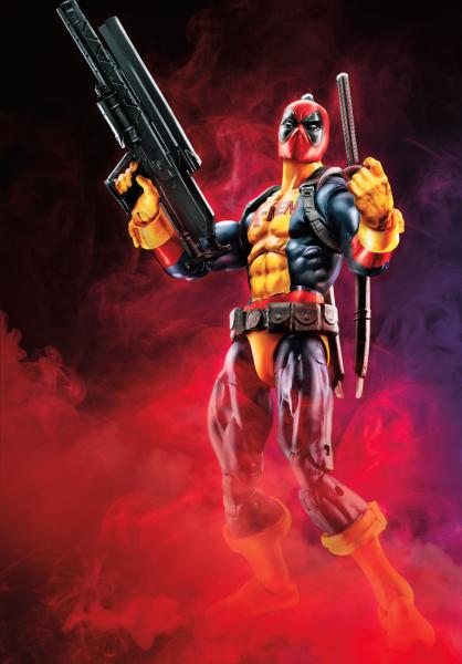 Deadpool 6 Inch Legends W2 - Deadpool X-Men