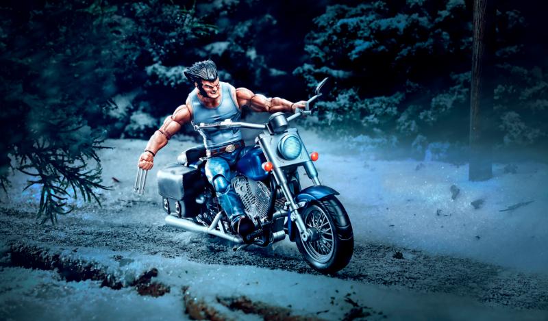 E0805 AVN ULTIMATE 6 INCH LEGENDS - Wolverine