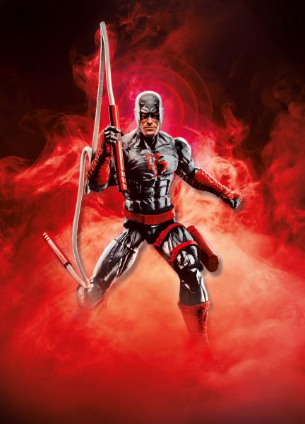 Spider-Man 6 Inch Legends W2 - Daredevil
