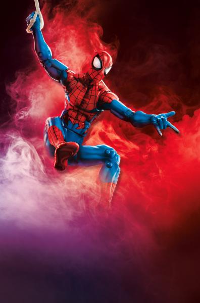 Spider-Man 6 Inch Legends W2 - Spider-Man House of M