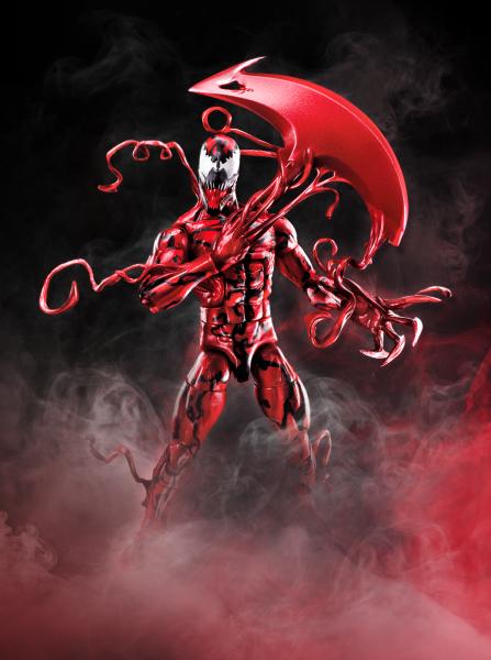 Venom 6 Inch Legends - Carnage