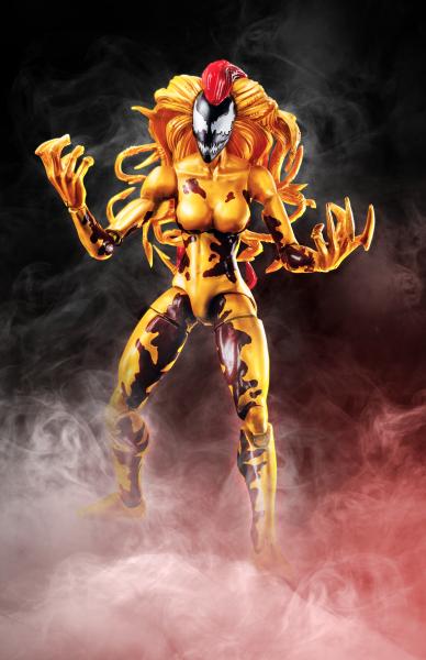 Venom 6 Inch Legends - Scream