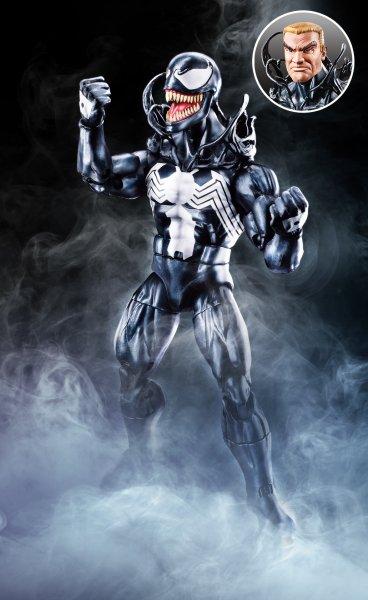 Venom 6 Inch Legends - Venom (inset)