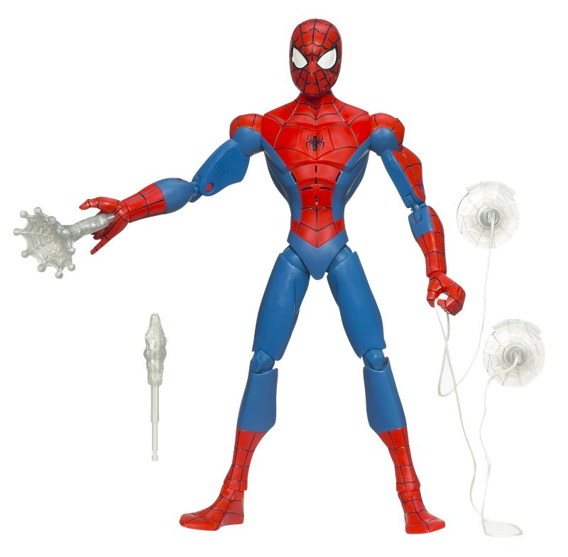 Spider Man Toys : Toy fair hasbro marvel spider man figures