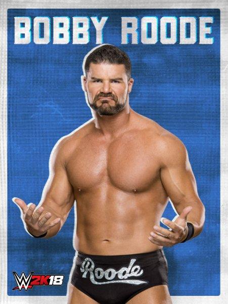 WWE2K18_ROSTER_BOBBY ROODE