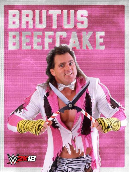 WWE2K18_ROSTER_BRUTUS BEEFCAKE