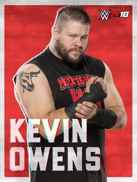 WWE2K18_ROSTER_Kevin Owens