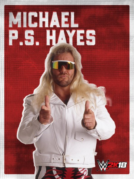 WWE2K18_ROSTER_Michael P.S. Hayes