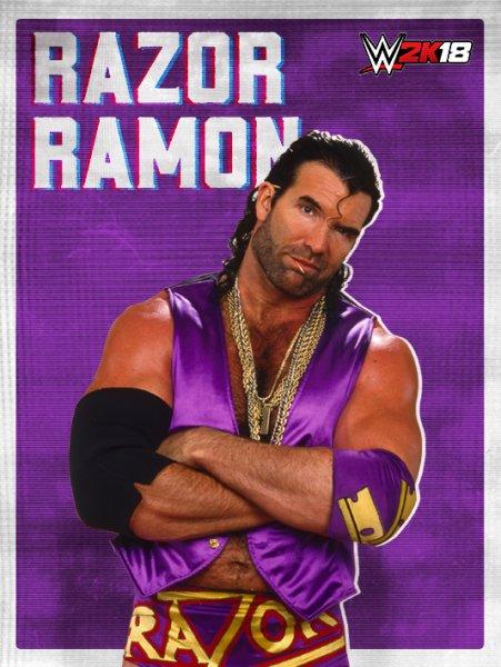 WWE2K18_ROSTER_Razor Ramon