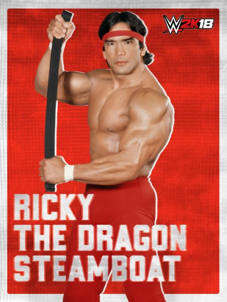 WWE2K18_ROSTER_Ricky The Dragon Steamboat