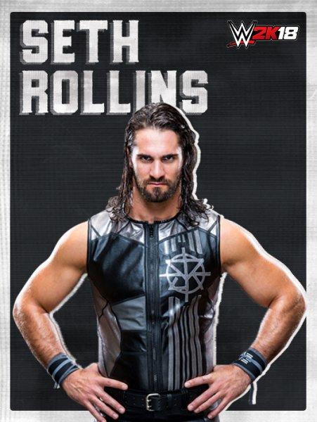 WWE2K18_ROSTER_Seth Rollins