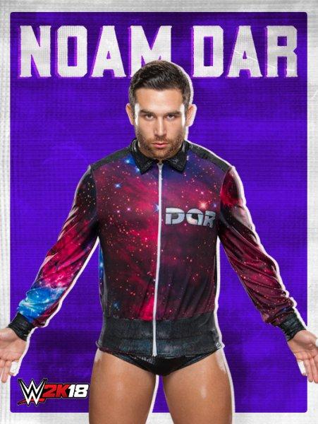 WWE2K18_ROSTER_Noam Dar