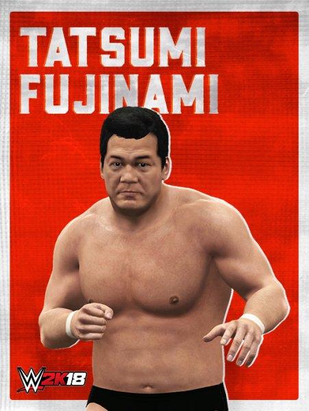 WWE2K18_ROSTER_Tatsumi Fujinami