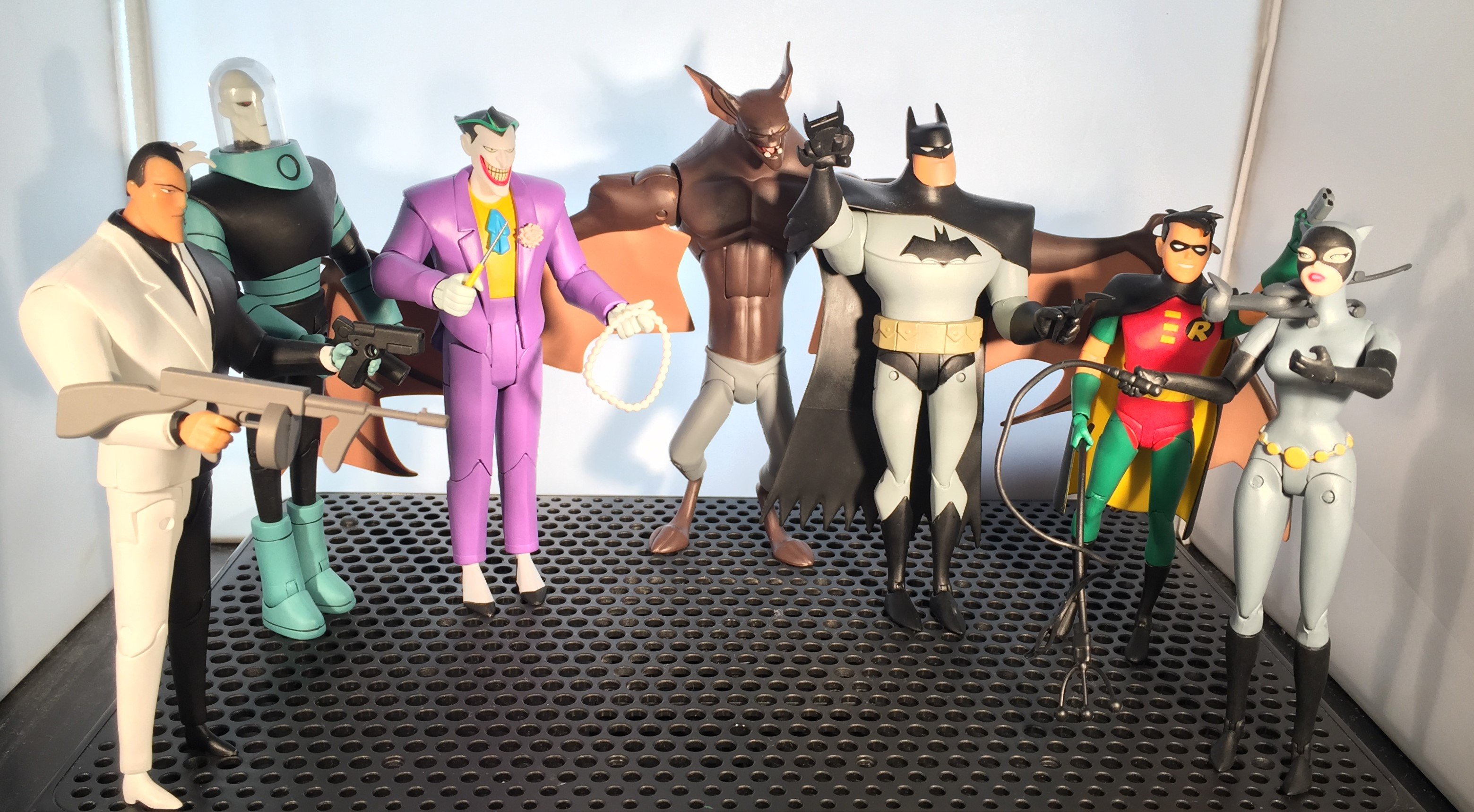 ACTION FIGURES: Figure Focus: Batman: The Animated Series – Series 1 and 2
