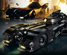 LEGO Announces 1989 Batmobile Model