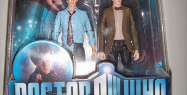 "Review: Underground Toys: Doctor Who 2010: Eleventh Doctor ""Crash"" set"