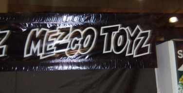 Toy Fair 2011 – Mezco