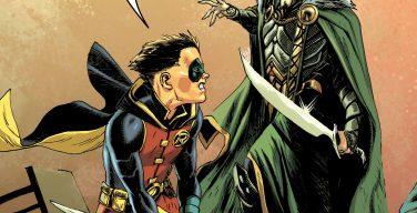 Batman: Prelude to the Wedding – Robin vs. Ra's Al Ghul #1