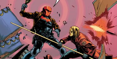 Batman: Prelude to the Wedding: Red Hood vs. Anarchy #1