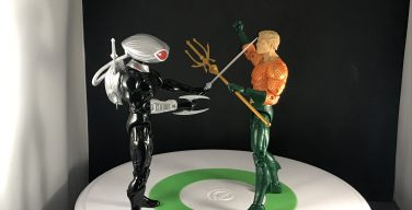 Hands On: DC Essentials Series 2: Aquaman & Black Manta Action Figures by DC Collectibles