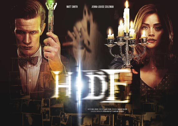 Review: Doctor Who – Series 7 – Episode 9 – Hide