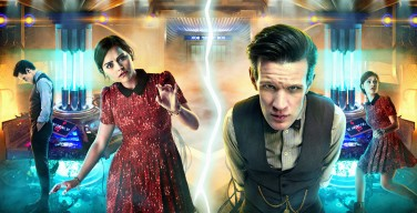 Preview: Doctor Who – Series 7 – Part 2 – Episode 10 – Journey to the Centre of the TARDIS
