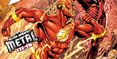 Flash #33 (METAL Tie-In)