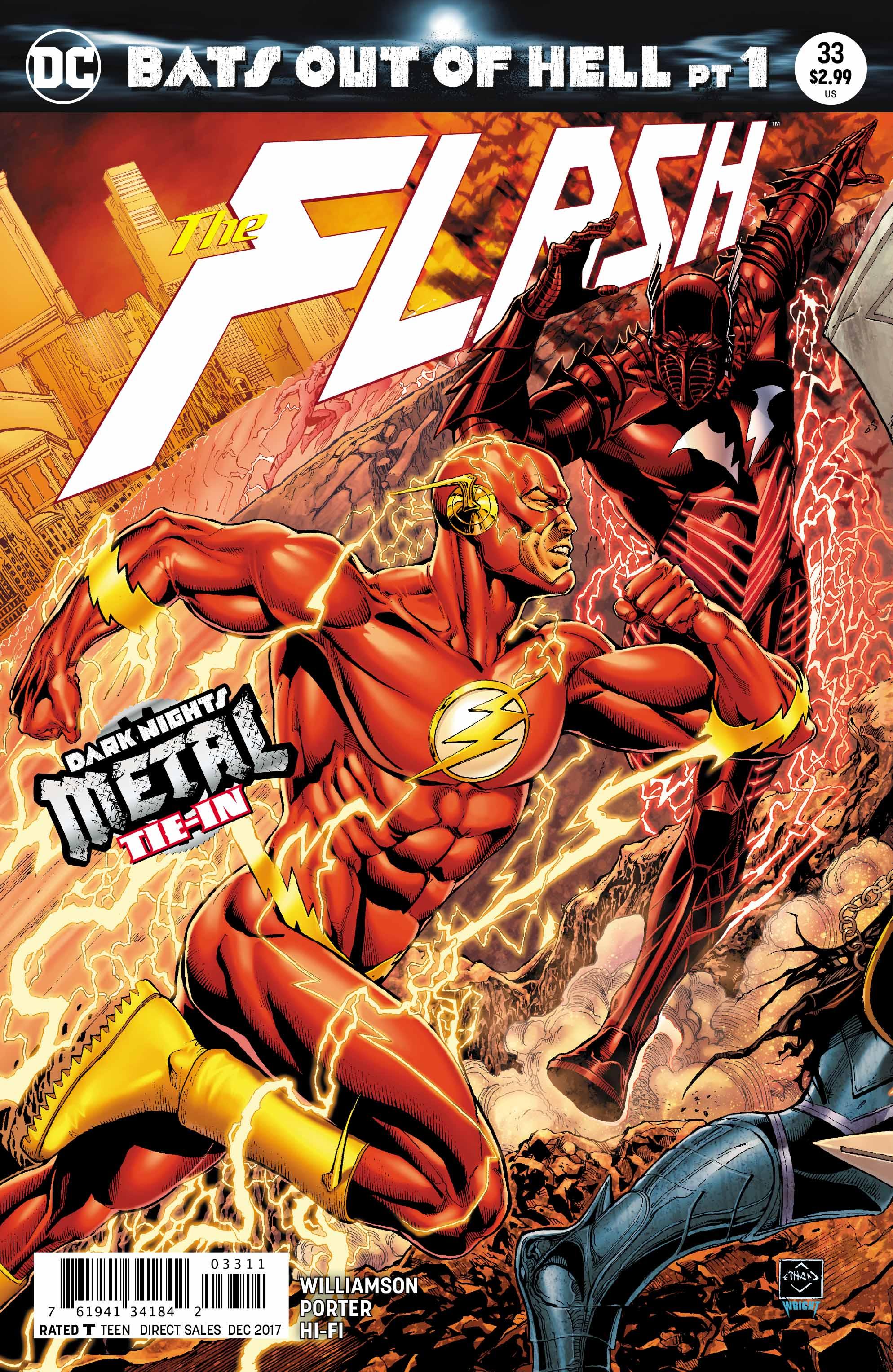 Flash #33 (METAL Tie-In)