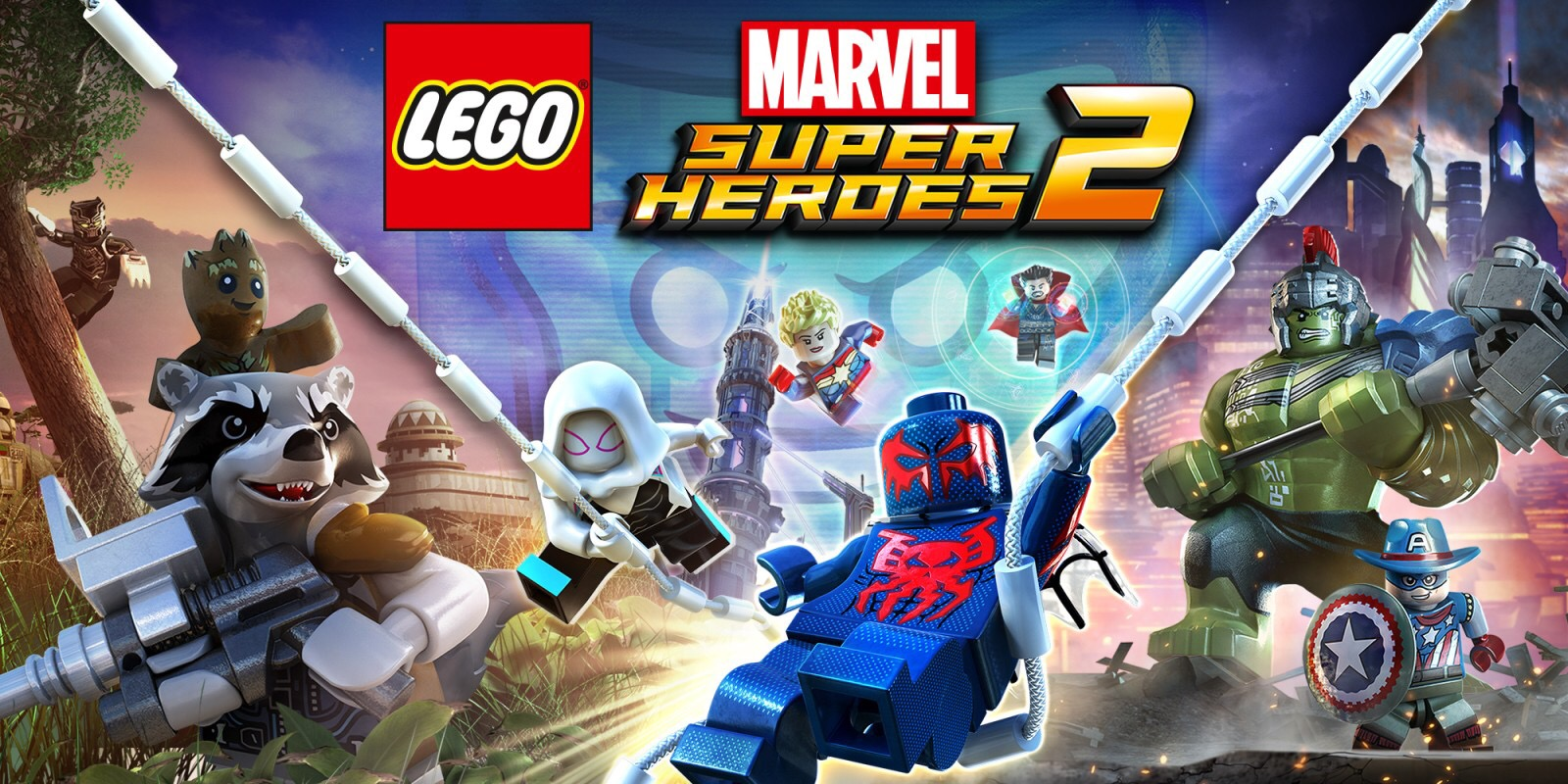 REVIEW: LEGO Marvel SuperHeroes 2 (Nintendo Switch)