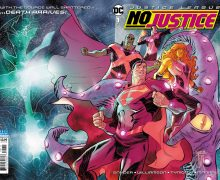REVIEW: Justice League: No Justice #1