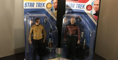 Hands On!: Star Trek Series One Figures by McFarlane Toys