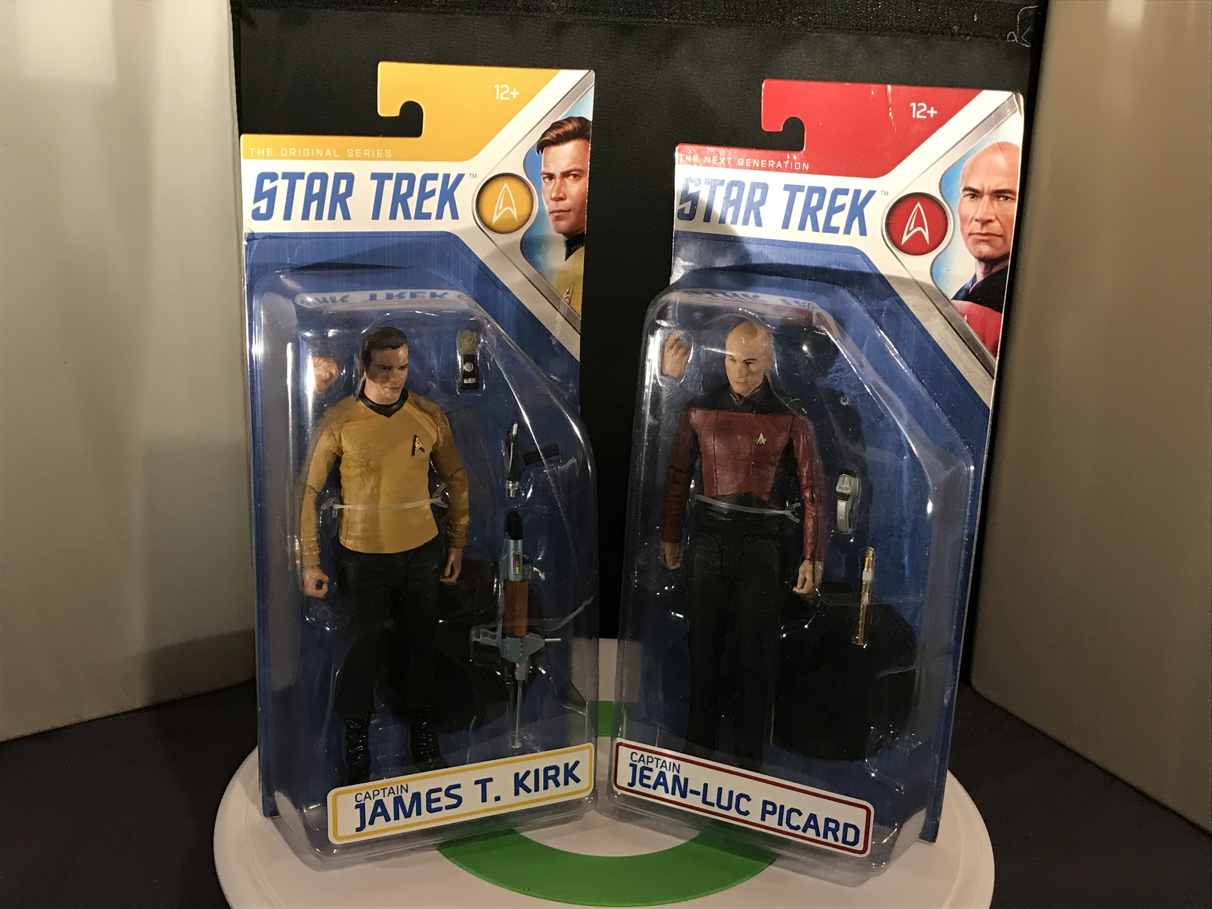 Hands On!: Star Trek Series One Figures by McFarlane Toys