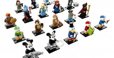 LEGO Announces New Series of Disney Minifgures