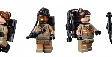 New LEGO Ghostbusters- Chris Hemsworth and Kristen Wiig Get the LEGO Minifigure Treatment