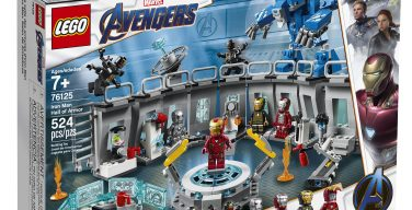 LEGO Avengers: Endgame Sets Revealed