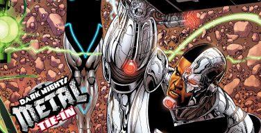 Justice League #33 (Metal Tie-In)