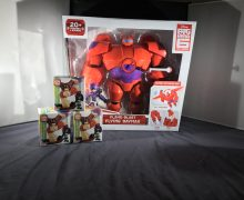 Hands On: Disney Animation toys from Bandai America