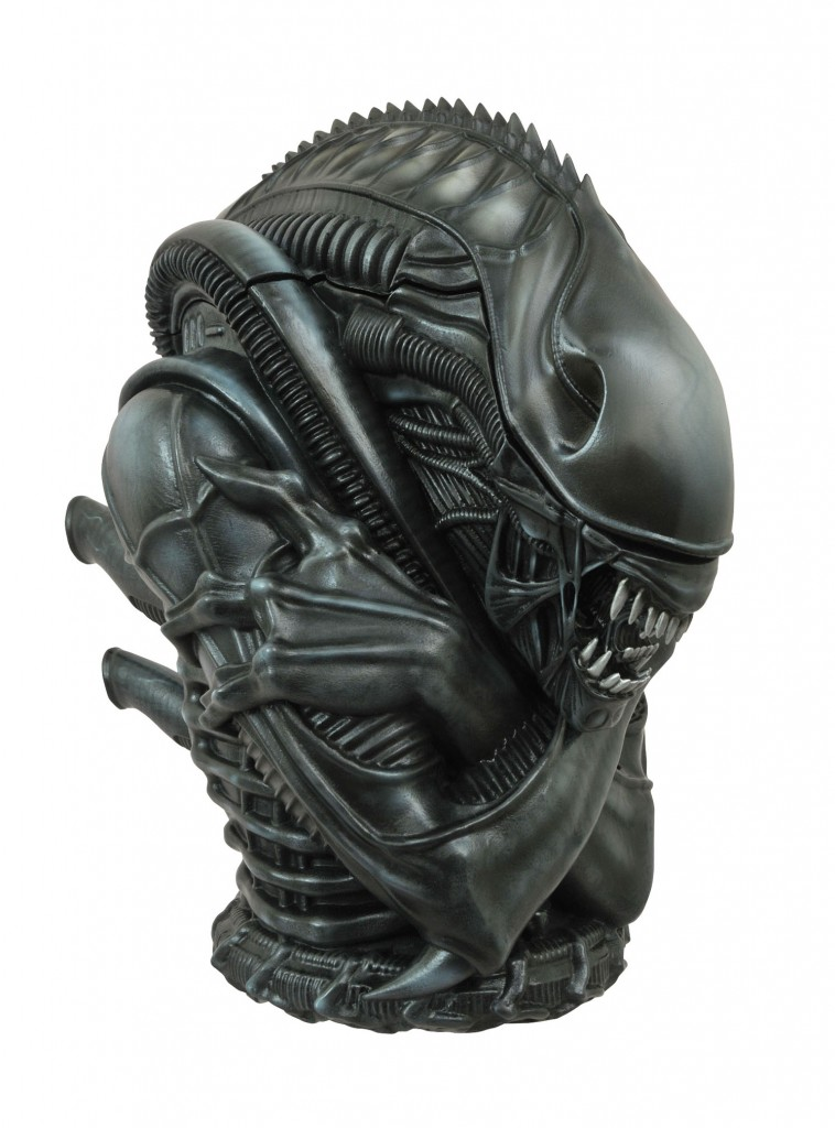 AliensWarrierCookieJar