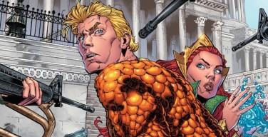 Aquaman 3 (REBIRTH)