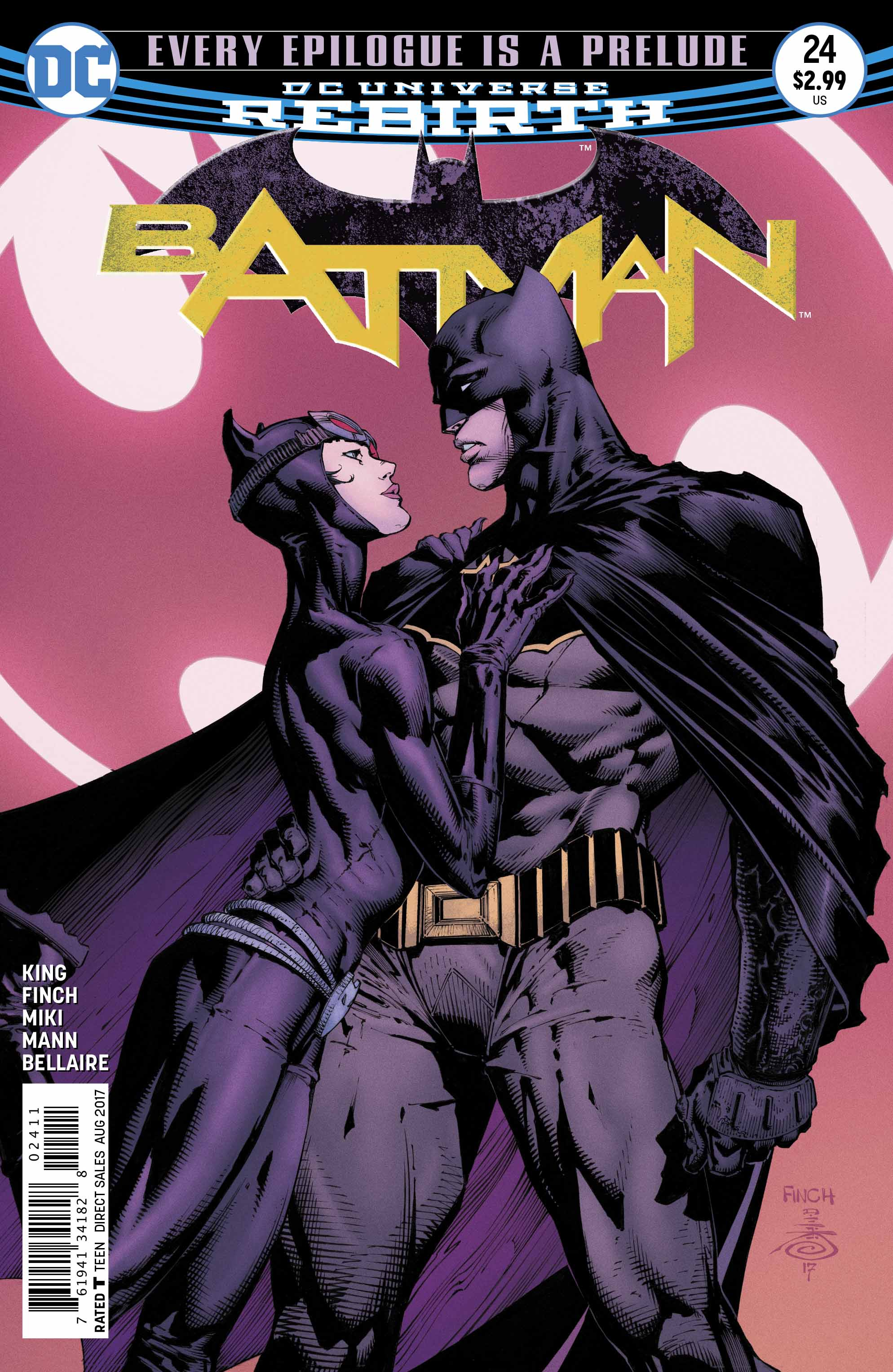 BATMAN #24 Changes Everything!