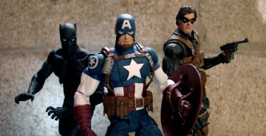 Diamond Select Toys Announces New Exclusive Avengers Figures based on Captain America: Civil War