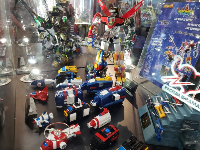 Toy Fair 2019 – Bluefin