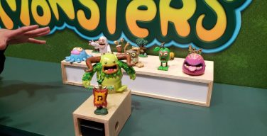 Toy Fair 2019 – Playmonster