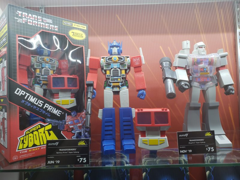 Toy Fair 2019 – Super7