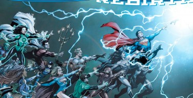 REVIEW: DC UNIVERSE REBIRTH #1