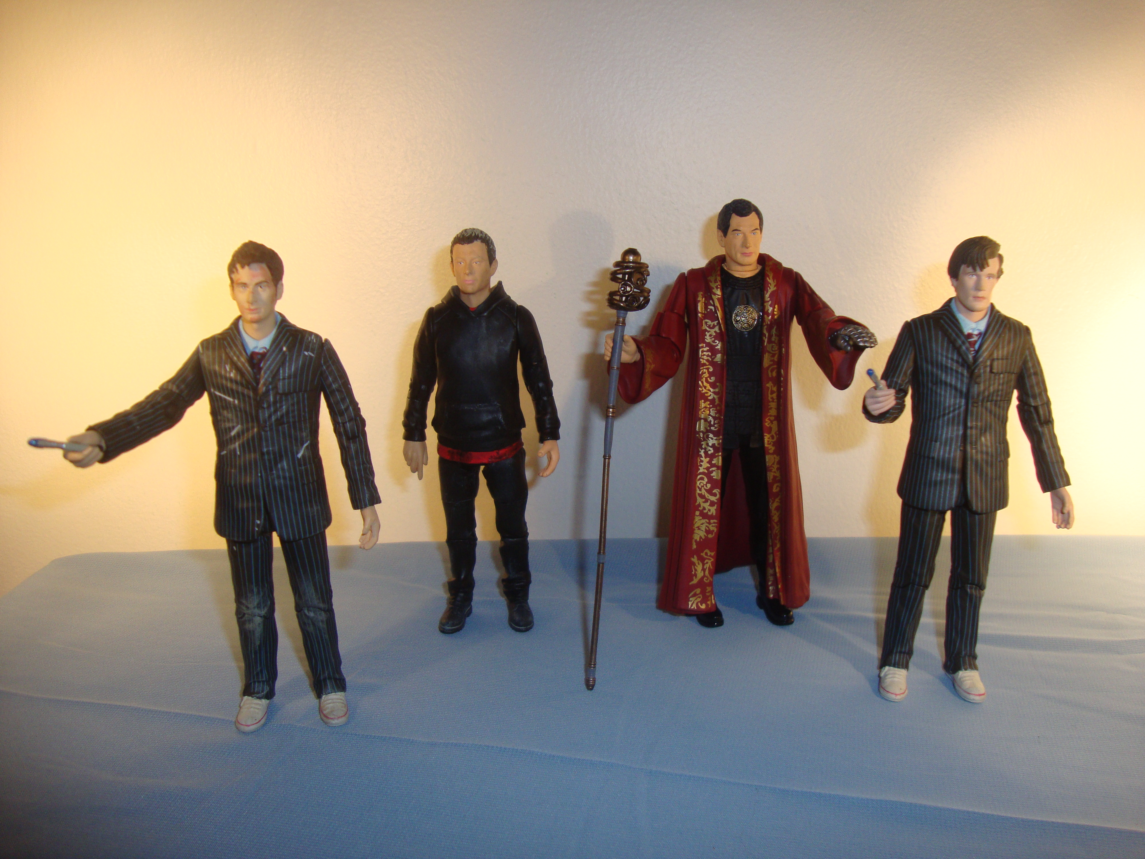 Review Underground Toys Doctor Who The End Of Time Figure Series One