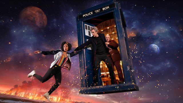 DOCTOR WHO SERIES 10 LAUNCH CENTER