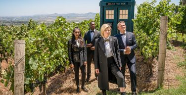 WHO WATCHES THE DOCTOR? Series 12: Episode 1: SPYFALL Part 1