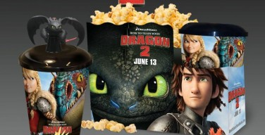 Special Feature: How to Train Your Dragon 2 Movie Theater Collectibles by Snap Creative
